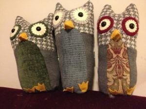 sweater vest owls
