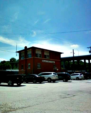 railroad yard office